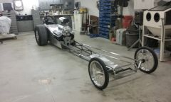160 inch King Chassis