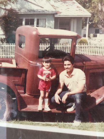 Grandpas model A 1983