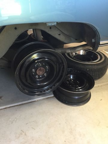 new to me old steelies