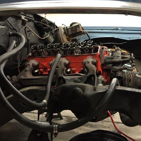 engine tear down 2