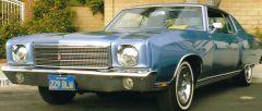 Vinny's 1970 Monte Carlo