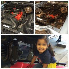 engine tear down 2015 - Victoria