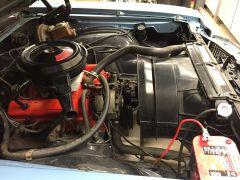 Original engine detail 2