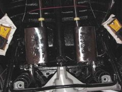67 gto 304 stainless exhaust 3