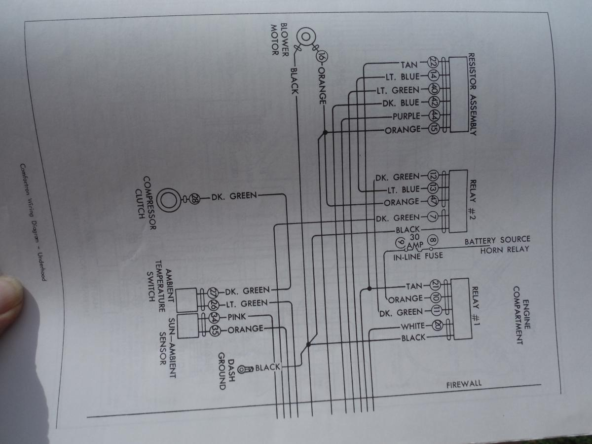 70 Monte Carlo Wiring Diagrams Blog About 2006 Fuse Diagram 1970 Electrical First Generation Sub Box 5