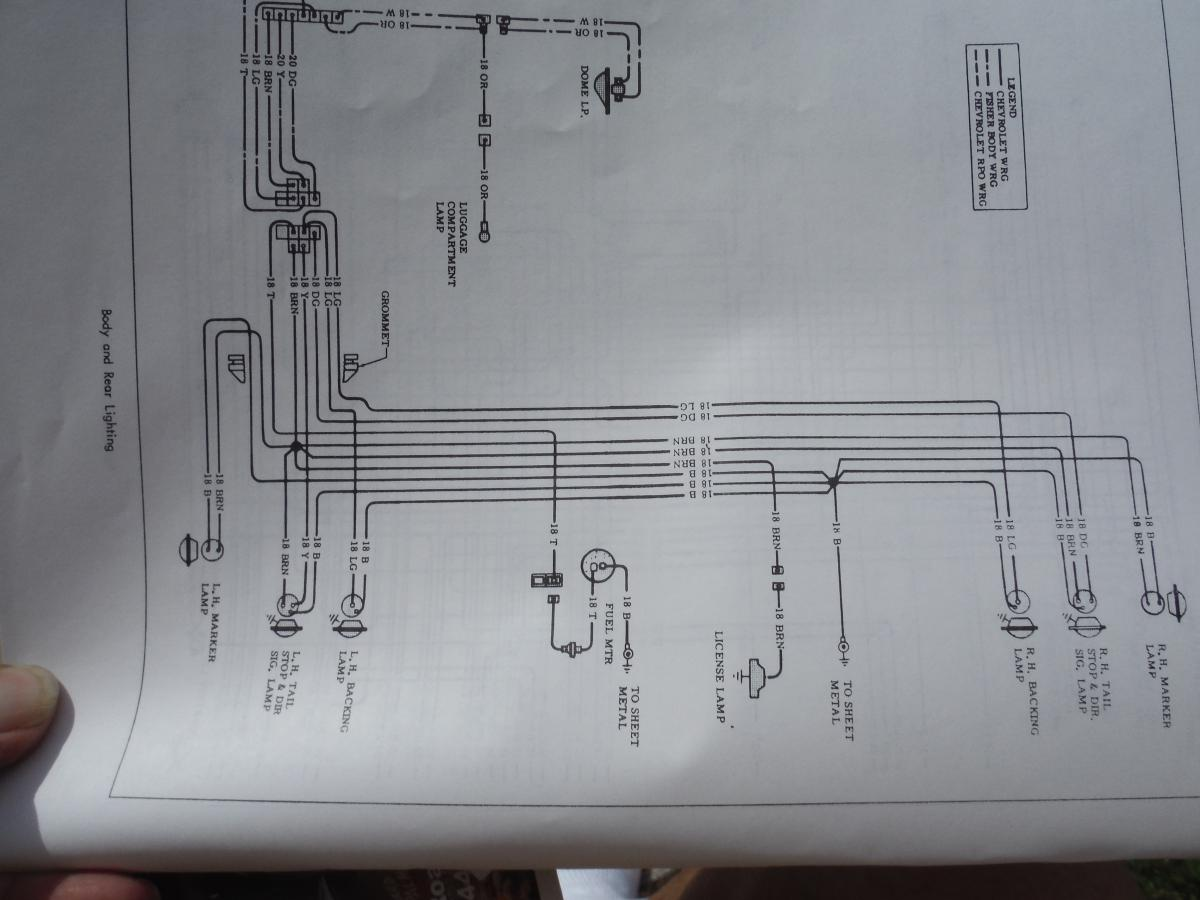 1970 Monte Wiring Diagrams Electrical Tech First Generation Monte Carlo Club