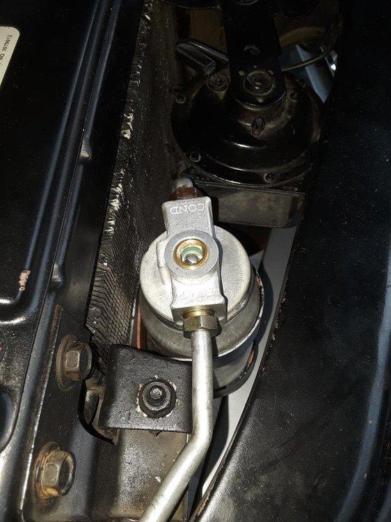 New Drier Reciever Installed.jpg