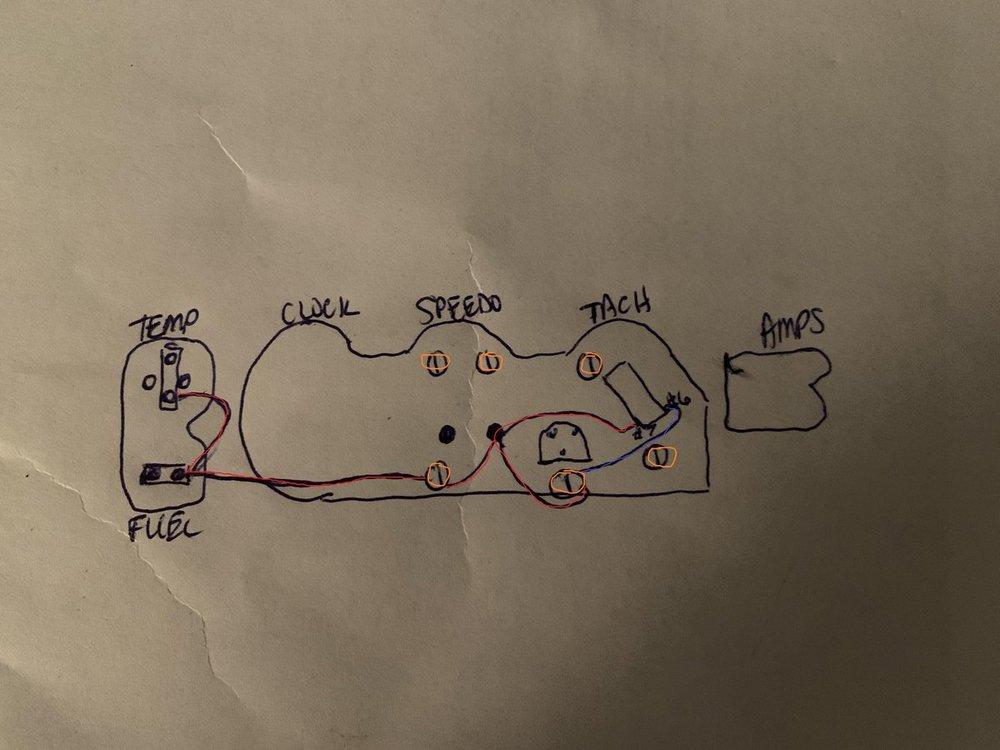 72 Monte Carlo instrument cluster wiring #7 run.jpg