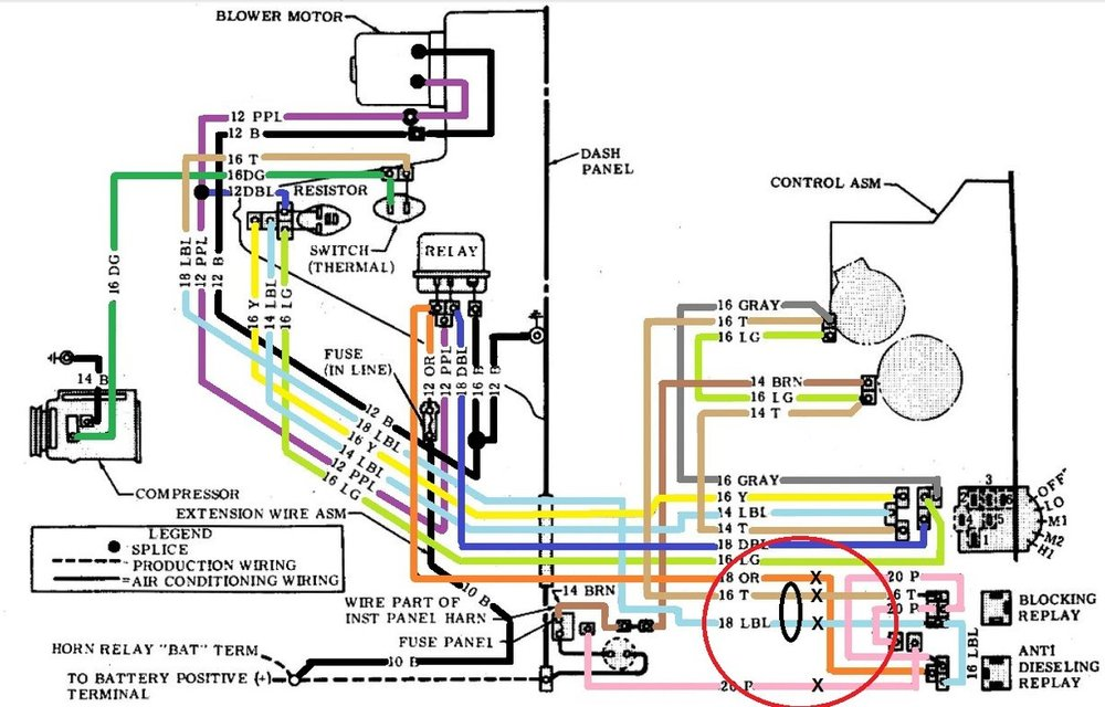 More Ac Blower Wiring Questions - Electrical